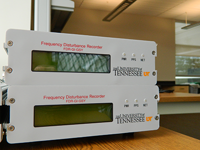 Frequency Disturbance Recorders at the University of Tennessee